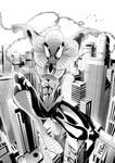 The Amazing Spiderman Inks MLG14