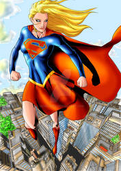 Supergirl - Melissa Benoist - MLG15