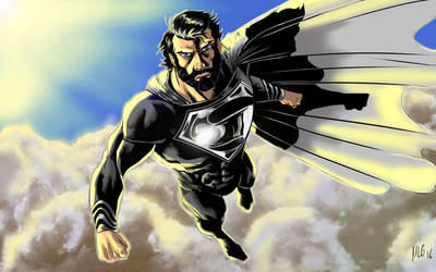Man of steel rebirth - MLG16