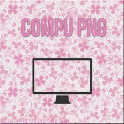 Compu en png by iBeHappyResources
