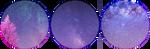 galaxy circle divider by cal-vain