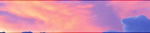 sherbet sunset divider by cal-vain