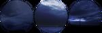 dark clouds circle divider by cal-vain