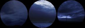 dark clouds circle divider f2u