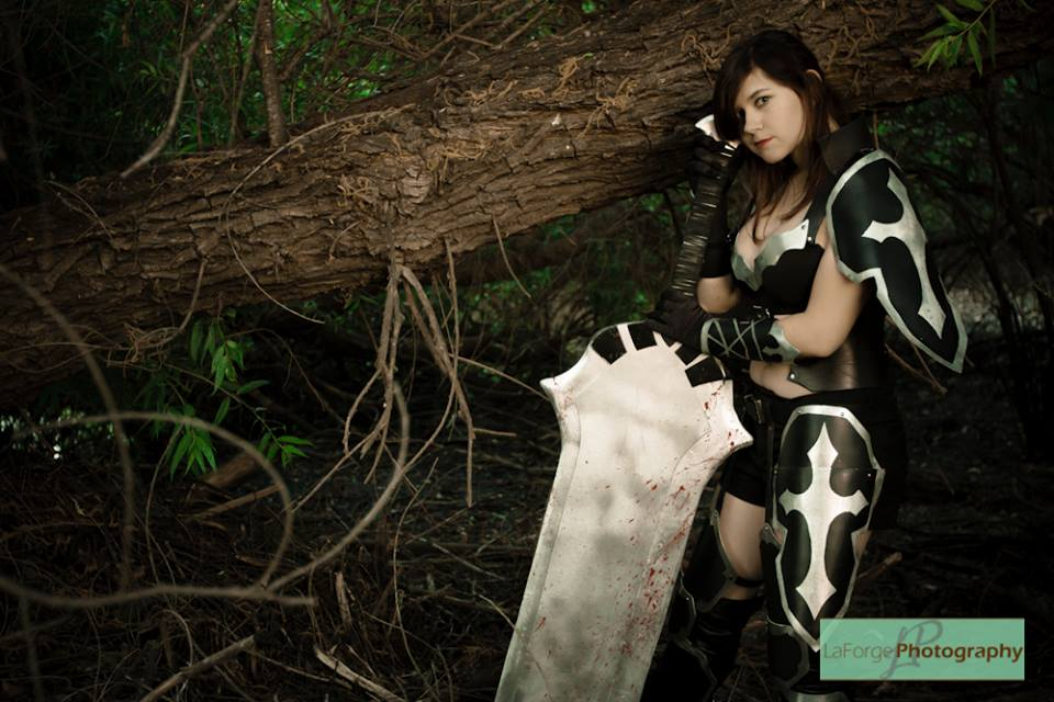 Erza Scarlet- Black Wing Armor by LeonvanguardErza Scarlet Black Wing Armor Cosplay
