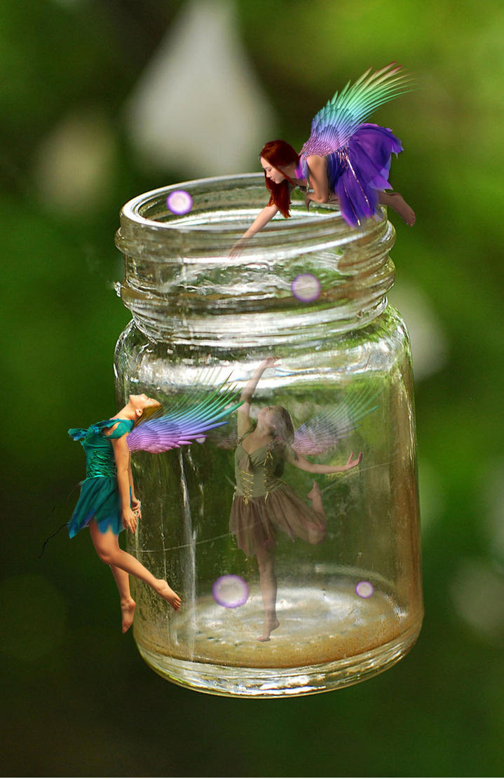 Fairy Life by conner105 on DeviantArt