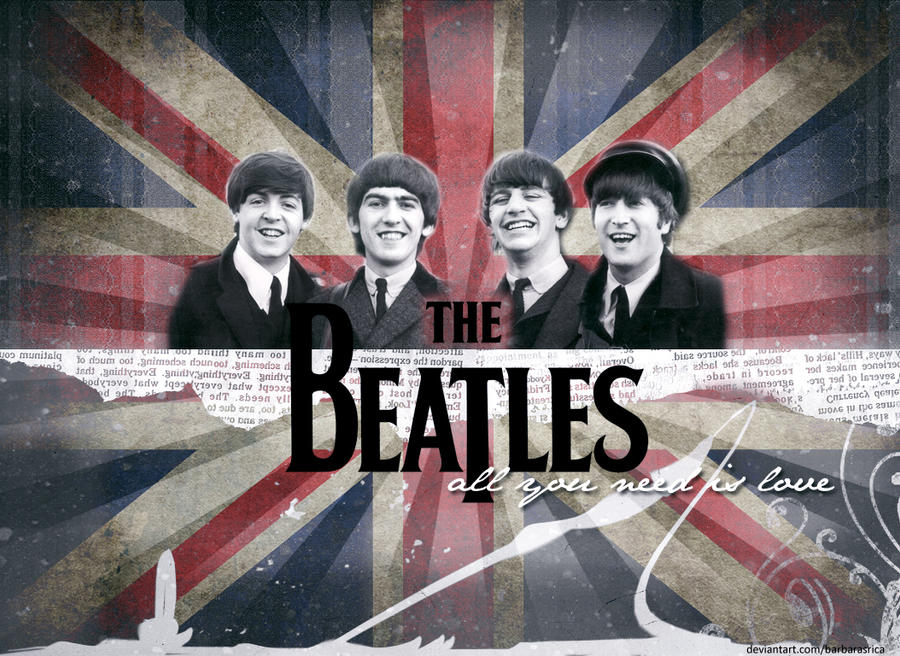 Beatles Wallpaper By Barbarasrica