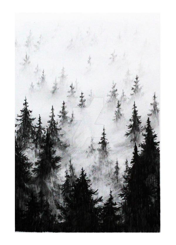 forest by SokolovaJu
