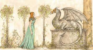 The Stone Dragon by Amyinta