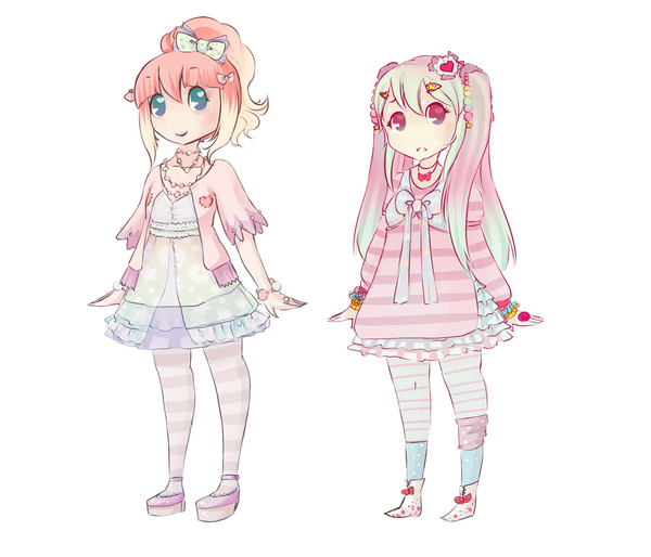 -CLOSED-Sweety adoptables by yuri4boris