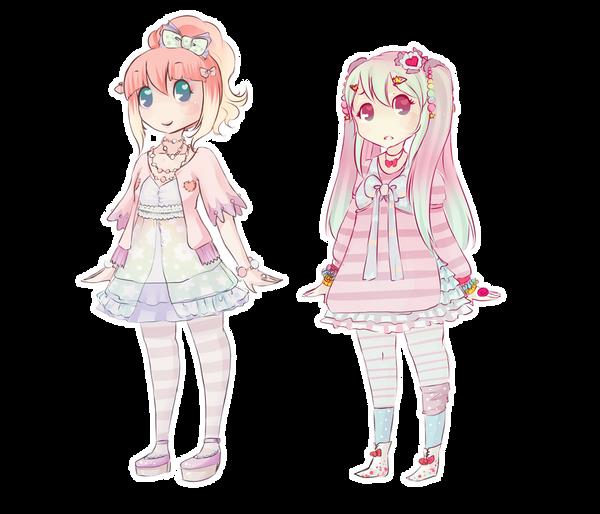 -CLOSED-Sweety adoptables by yuri4boris