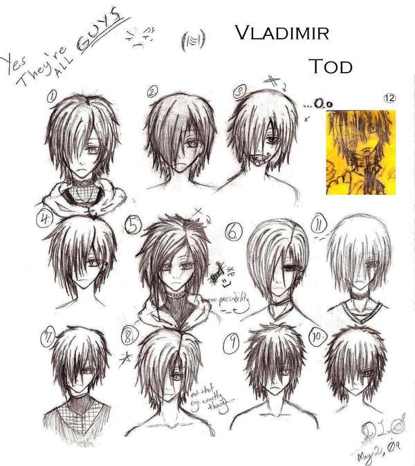 Vladimir Tod Poll by Adai-the-human-angel
