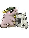 Kangaskhan joey by puffley115