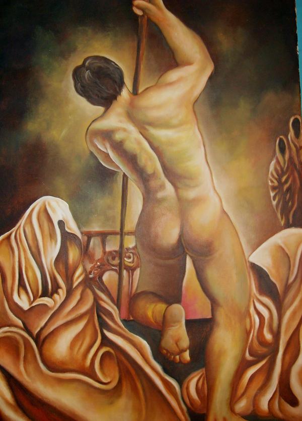 nude men by ~deoloit on deviantART