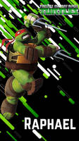 Raphael In Battle! Wallpaper