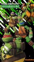 Nickelodeon's Teenage Mutant Ninja Turtles!