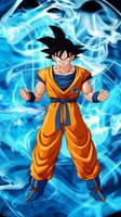 Goku Phone Wallpaper #2