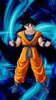 Goku Phone Wallpaper #4