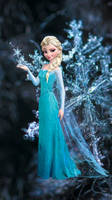 Elsa Phone Wallpaper