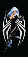 Black Cat Spider-Man Wallpaper #1