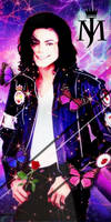 The King of Pop!