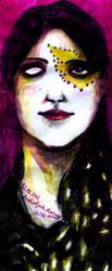 Jean Grey-portrait by aurelia0teabrow