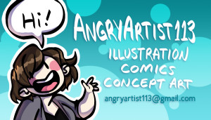 AngryArtist113's Profile Picture