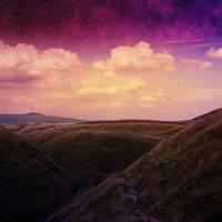 fantasy landscape bg 6