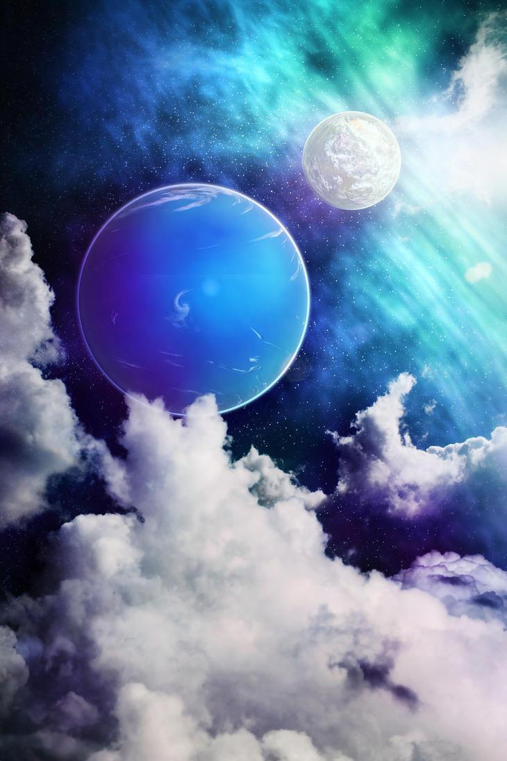 fantasy sky bg 04 by joannastar-stock