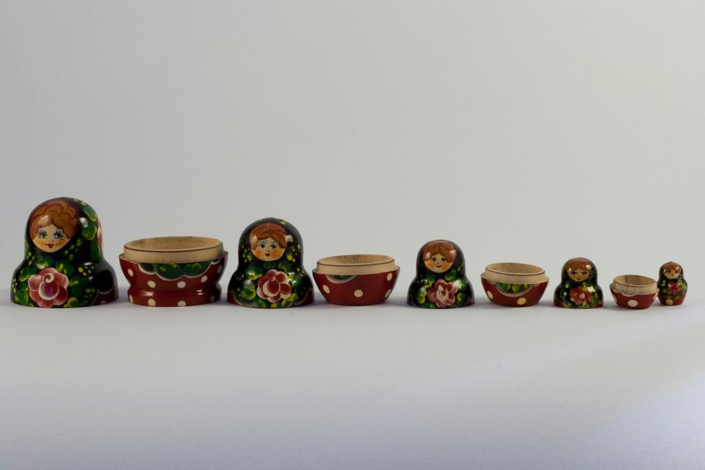 Russian Dolls 5 by joannastar-stock