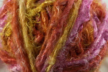 Banana Yarn Texture 1