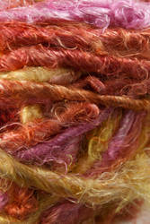 Banana Yarn Texture 3 by joannastar-stock