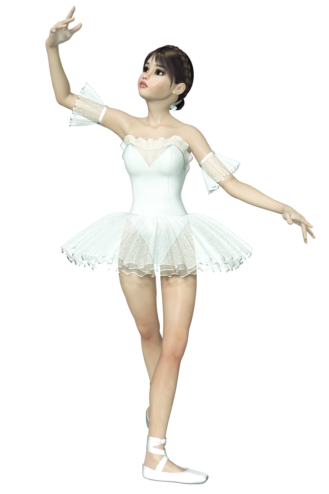 Ballet Pack 1 Preview 2 by joannastar-stock