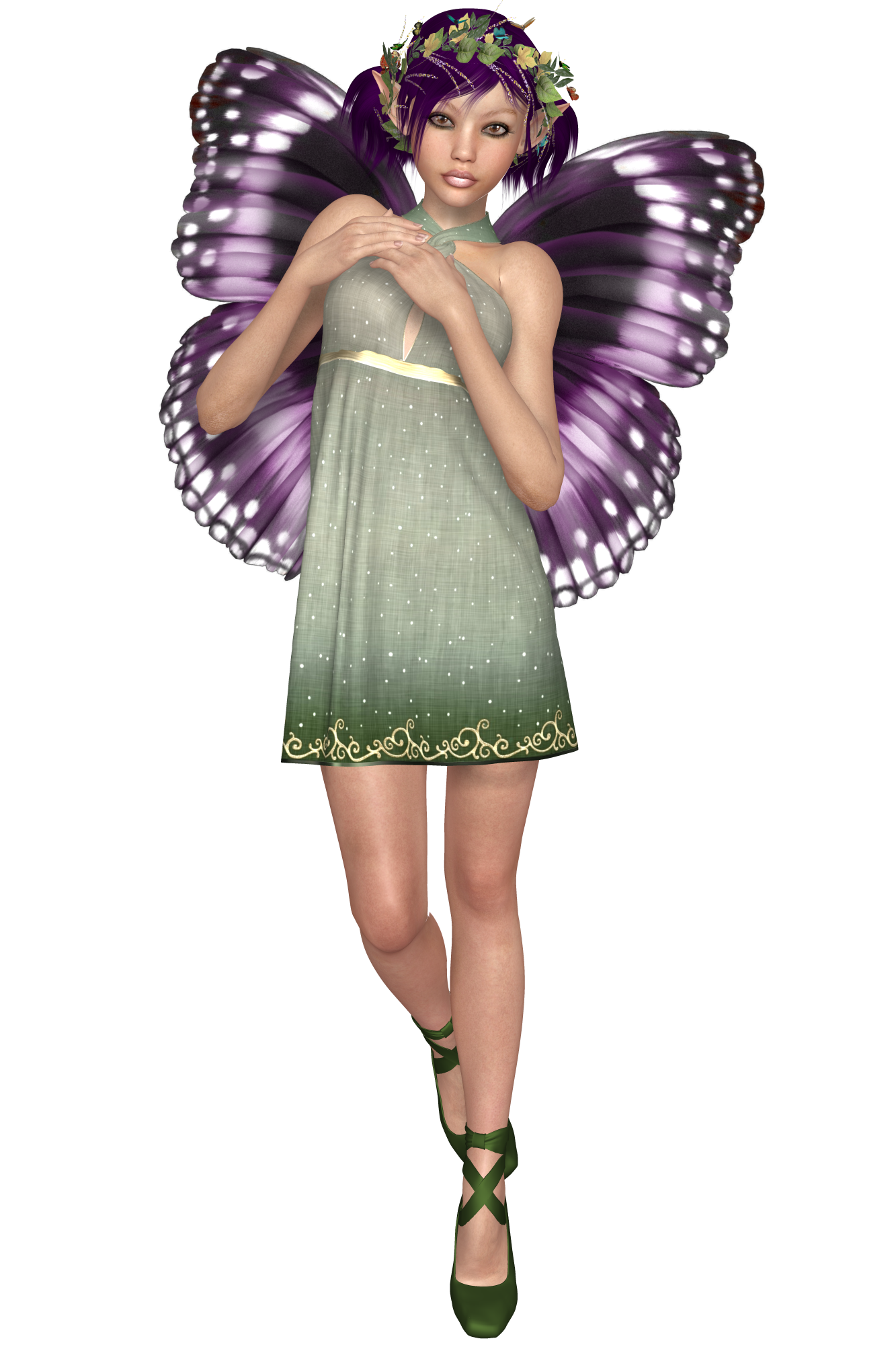 Faerie Pack 4 Preview 1