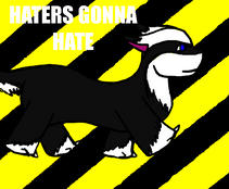 Haters Gonna Hate by michelle248neo