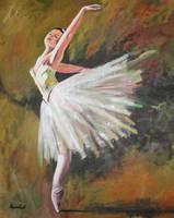 Ballerina by reverendumri