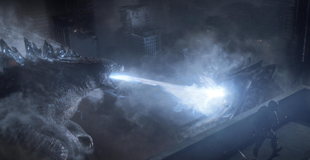 Godzilla's Atomic Breath by KateHasBoobs on DeviantArt