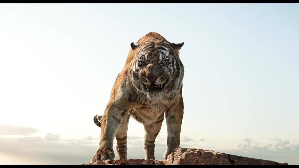 Shere Khan by KateHasBoobs