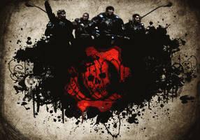 Gears Of War by bitchslapzest