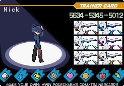 Trainer Card 2.0 2 out of 2 by Pitwolf