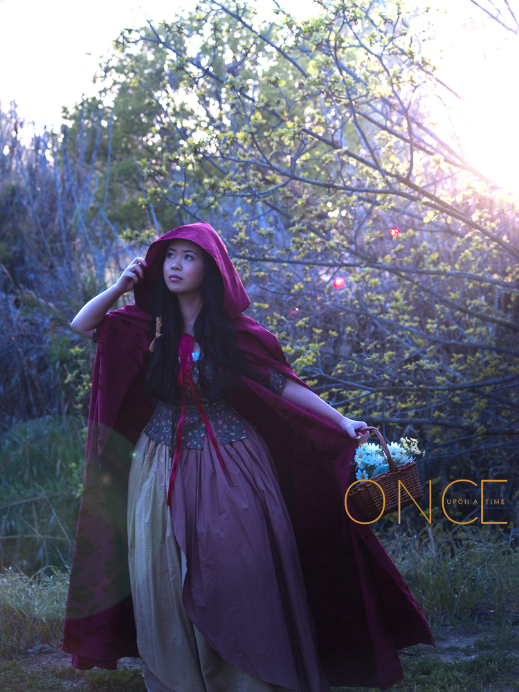 Red Riding Hood - Once Upon A Time by CelestialxAurora on