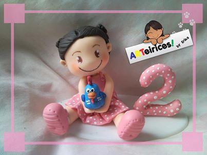 Topo Infantil by erikaisayuri