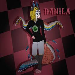 Danila (Contest Entry) by skullzhead