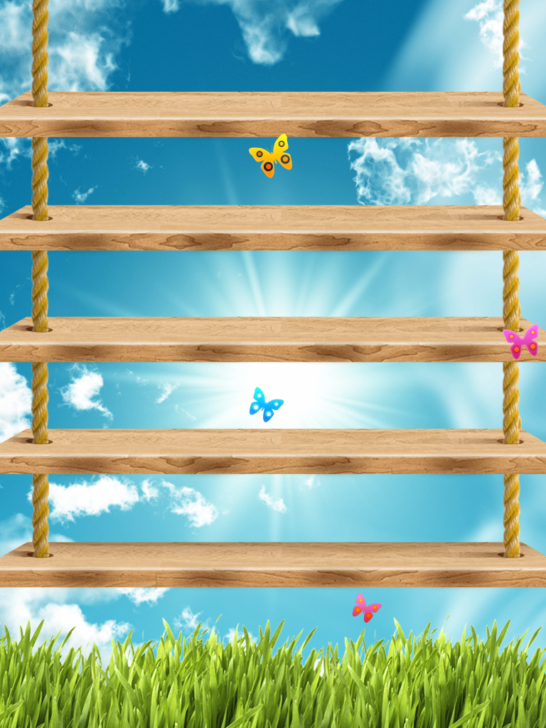 ButterFly Swing for iPad by Skindex