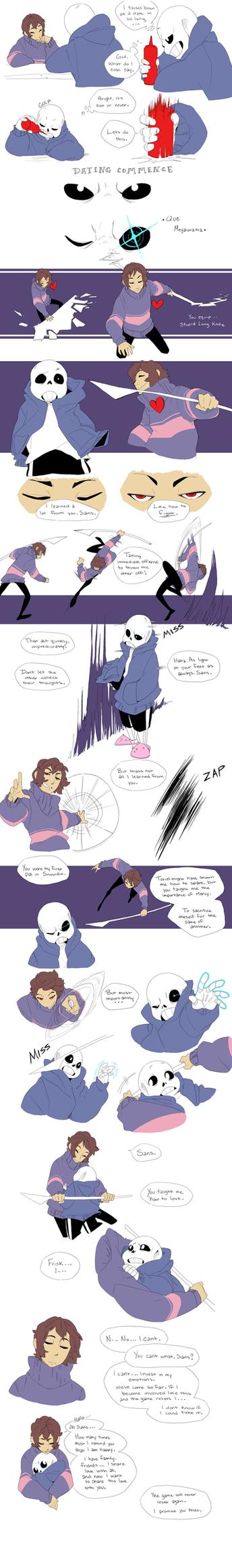 Fight - Undertale by Adzze