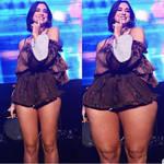 Dua Lipa weight gain