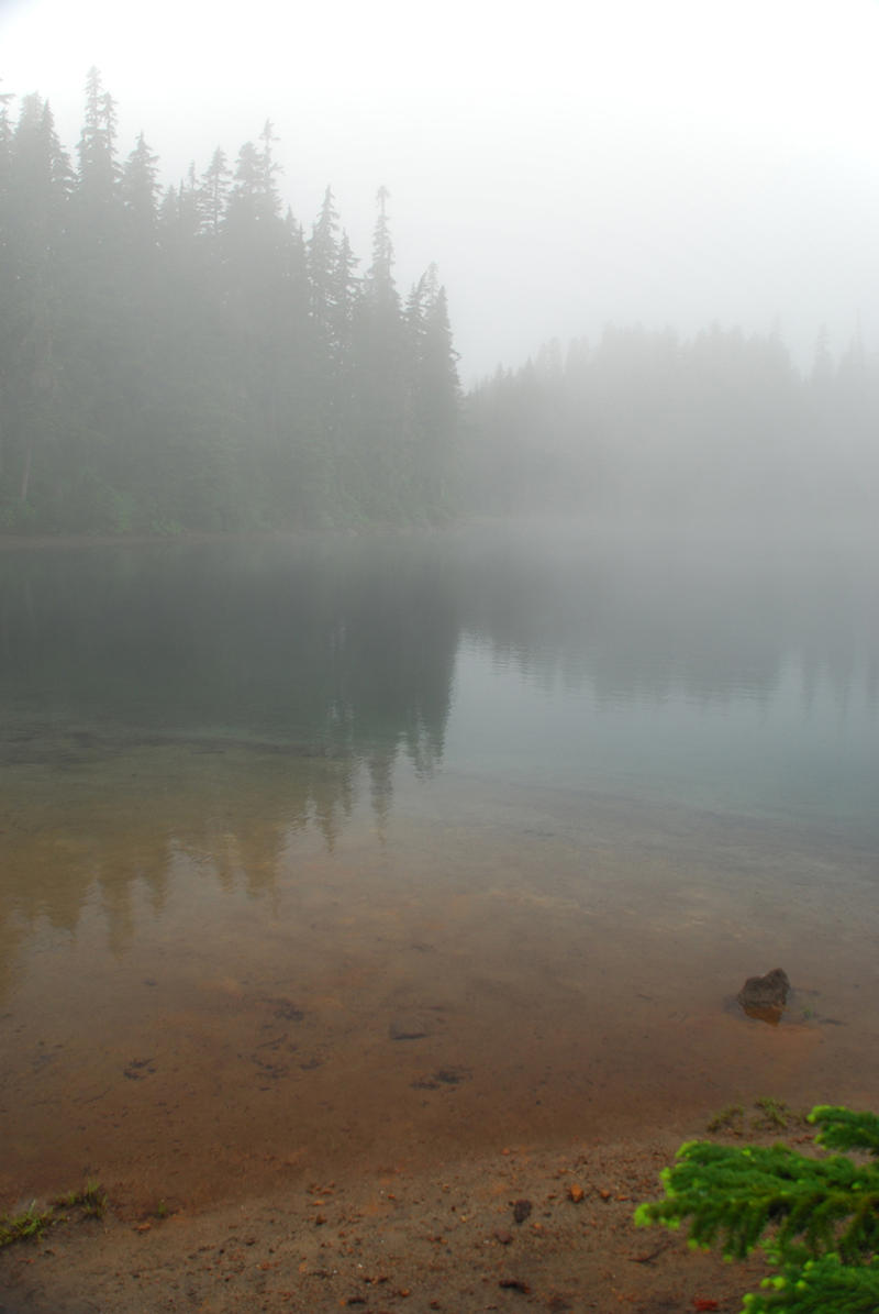 The Lake of Fog by btmccord
