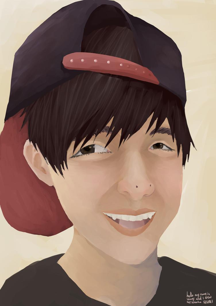 Selfie2.0 by sqdAnoob