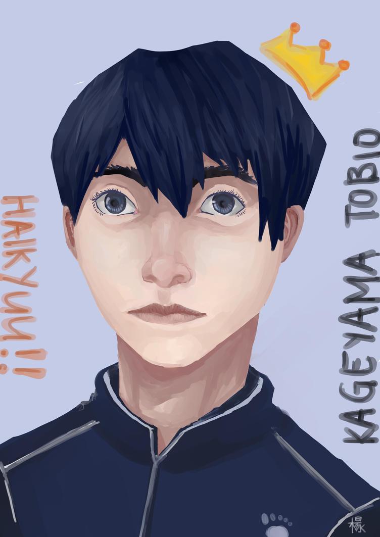 Kageyama by sqdAnoob