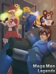 Megaman Legends Fanart Final